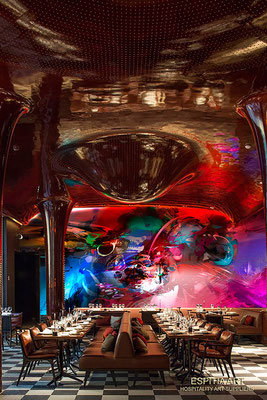 Proveedores de arte para hoteles, bares y restaurantes