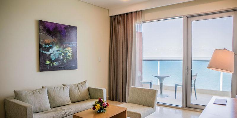"""Hotel Las Americas Cartagena, Colombia. """"CARIBE"""" Arte Digital en 3D. @rafaelespitia"""