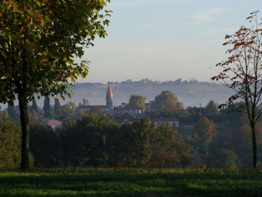 Village de Saint Aignan