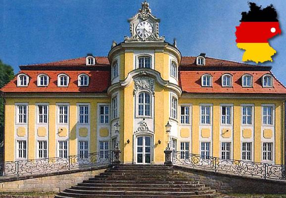 Schloss in Choren bei Dresden, Deutschland - Kaufpreis auf Anfrage