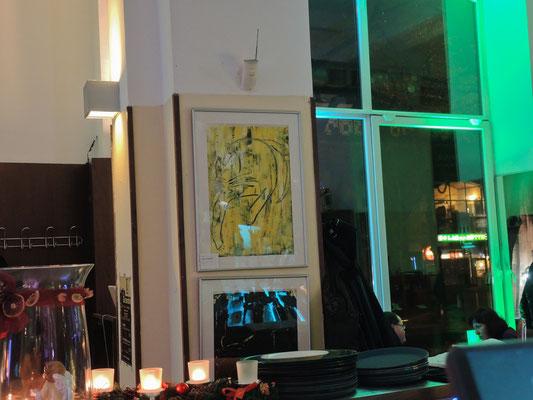 Bilder von W. Zechmeister im Restaurantbereich