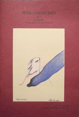 "Anthologie ""Wörterspuren 2012″"