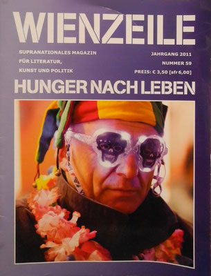 """Wienzeile Heft 59 """"Hunger nach Leben"""""""