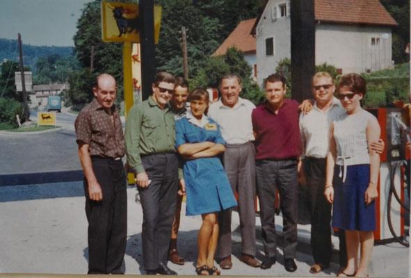 1967: Ausflug Graz u. Mariazell