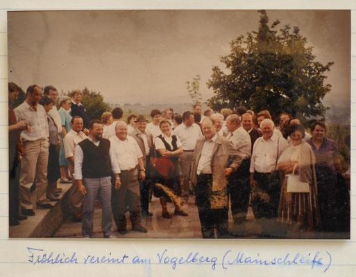 1985: Vogelberg
