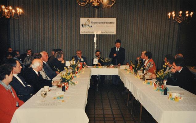 1998: Chorverbands-Tagung