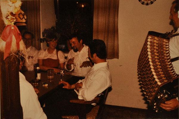 1980: Wirtshausbesuch