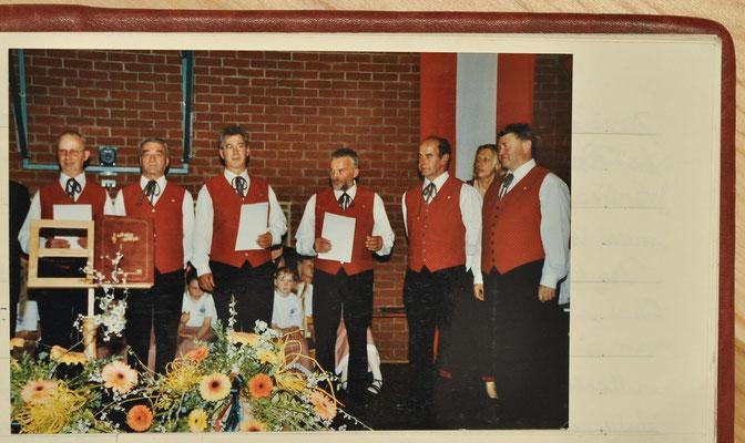 2003: Jubiläumskonzert 100 Jahre