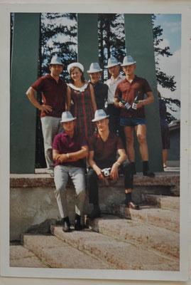 1965: Ausflug nach Meran