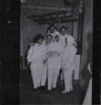 1964: Sängermaskenball (Dias)