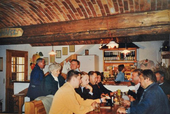 2001: Sängerausflug Südburgenland