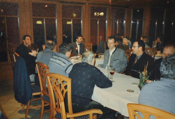 2001: Jahreshauptversammlung