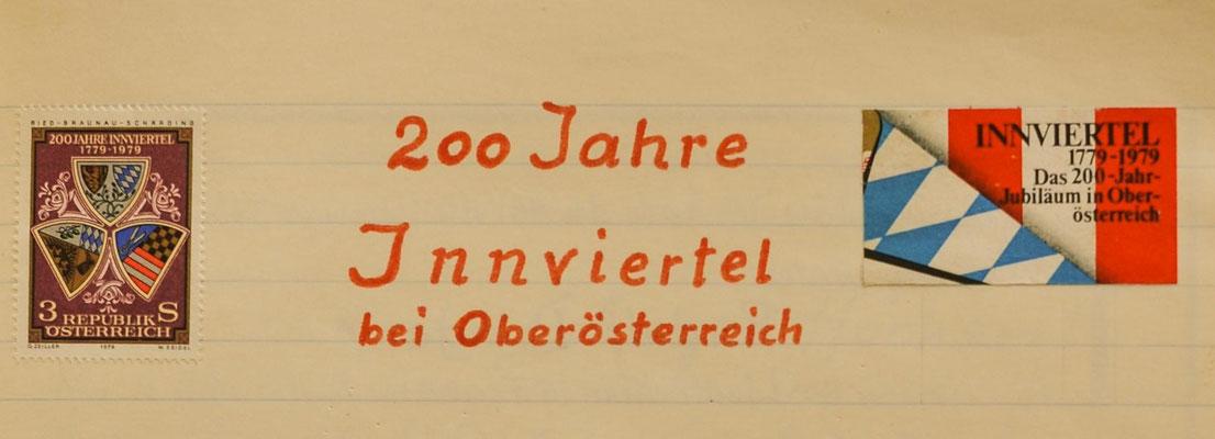 1979: 200 Jahre Innviertel