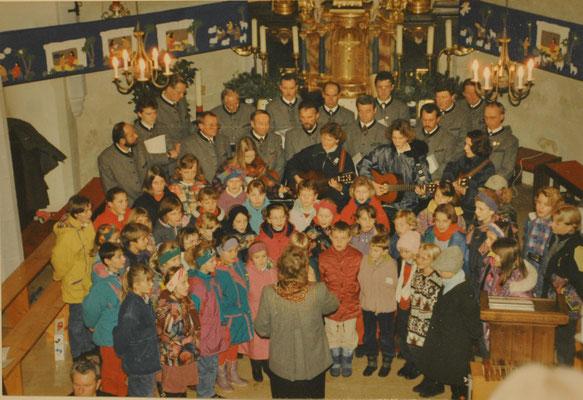 1993 Adventsingen Antiesenhofen