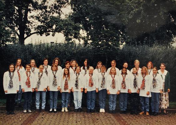 1996: Jugendchor