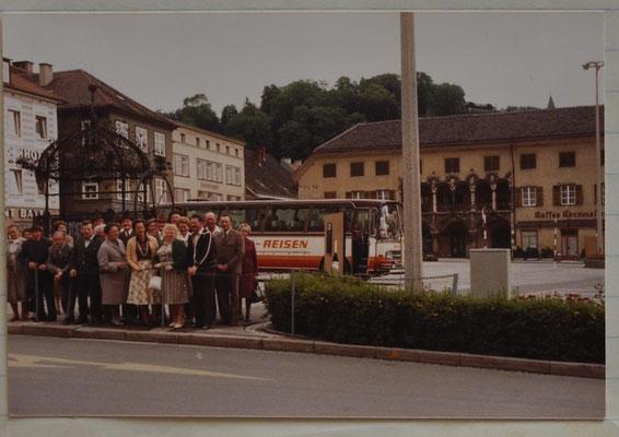 1978: Ausflug in die Steiermark