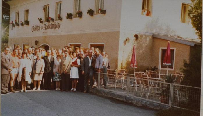 1975: Ausflug ins Maltatal