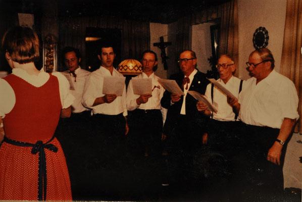 1980: Maiandachtsingen