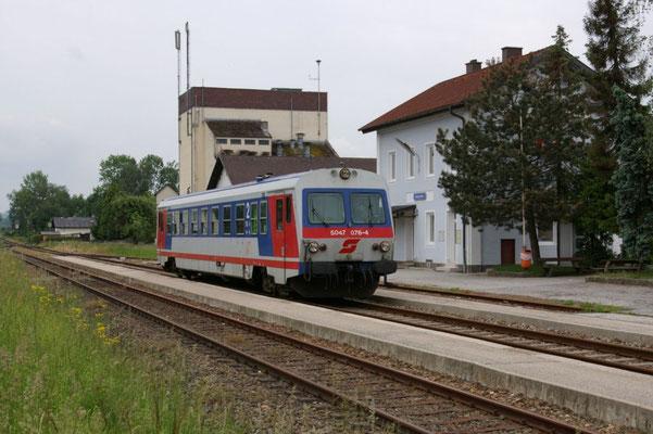 Bahnhof Antisenhofen