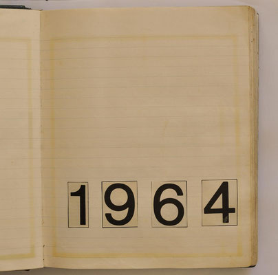 1964 Deckblatt