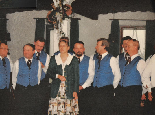 1996: Beim Wirt