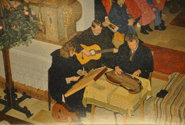 1993: Adventsingen Antiesenhofen