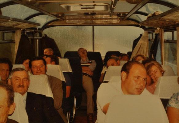 1973: Ausflug ins Kärntnerland