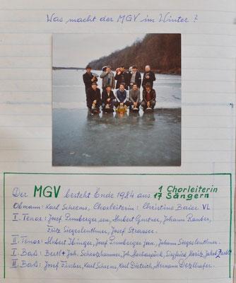 1984: Foto MGV