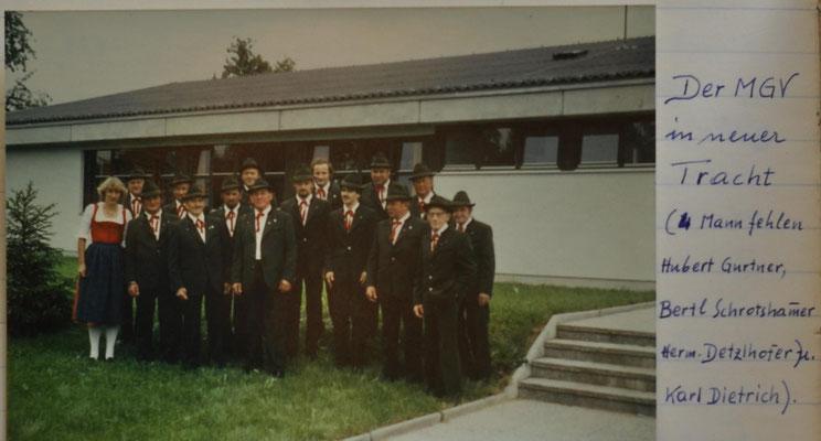 1979: MGV Foto