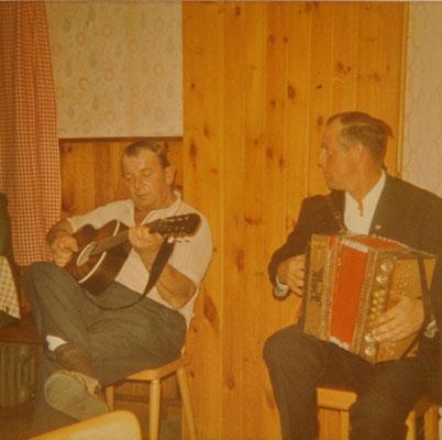 1972: Wirtshausbesuch in Schwanenstadt