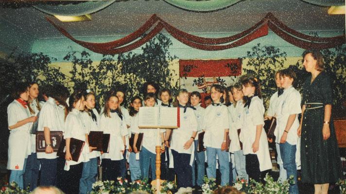 1995: Landesjugendsingen