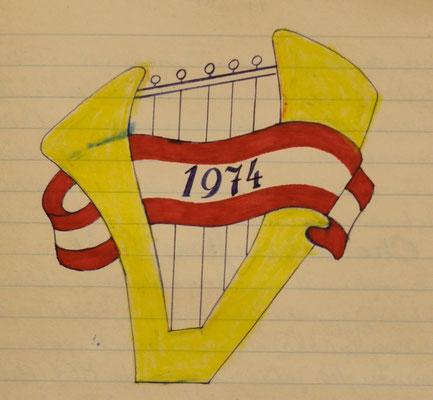 1974: Deckblatt