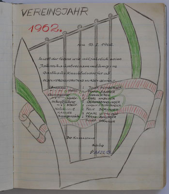 1962:  Deckblatt