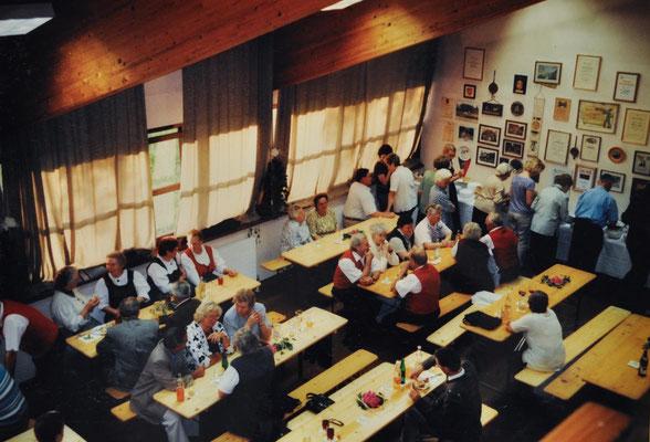 2003: 1. Sängerheuriger