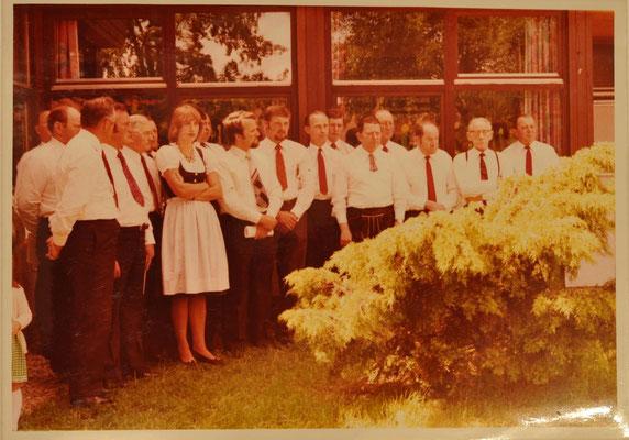 1978: Schuleinweihung