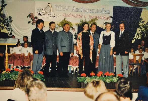 2000:  Frühlingskonzert