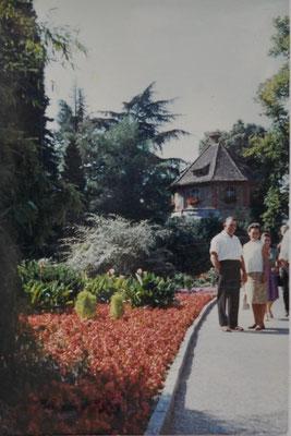 1966: Ausflug Bodensee