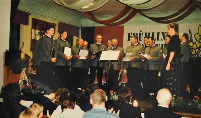 2001: Frühlingskonzert