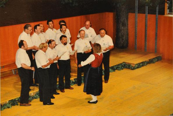 1990: Sängerfest Lohnsburg
