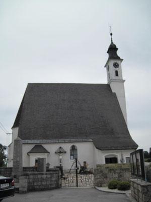 Kirche Antiesenhofen
