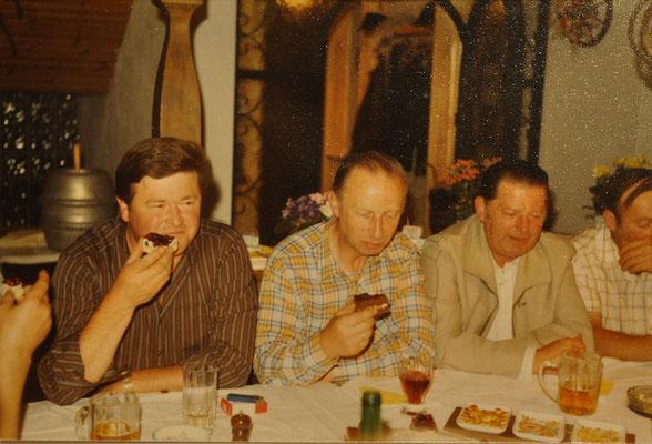 1985: Geburtstagsfeier