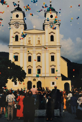 1998: Jugendchortag am Mondsee
