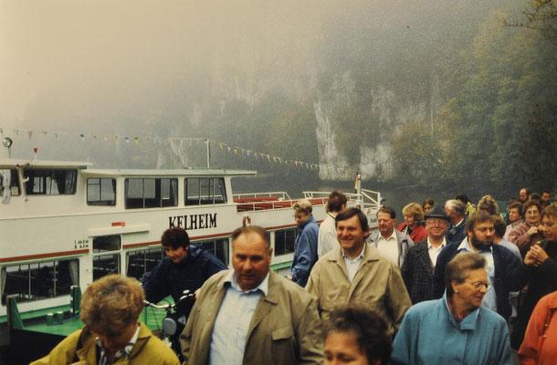 1994: Sängerausflug BayrischerWald, Regensburg