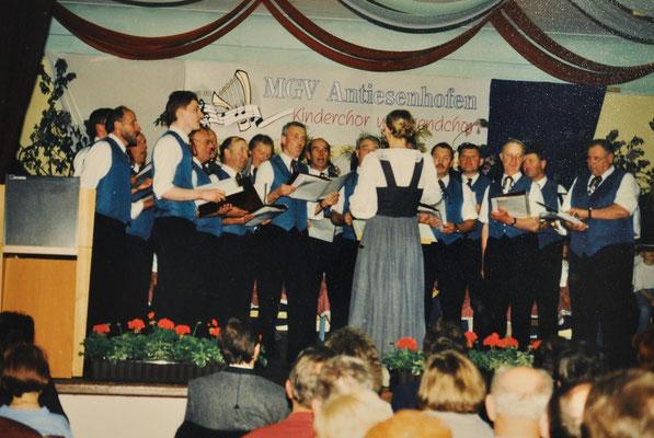 1999: Frühlingskonzert