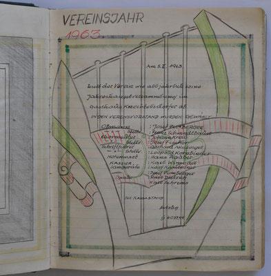1963: Deckblatt