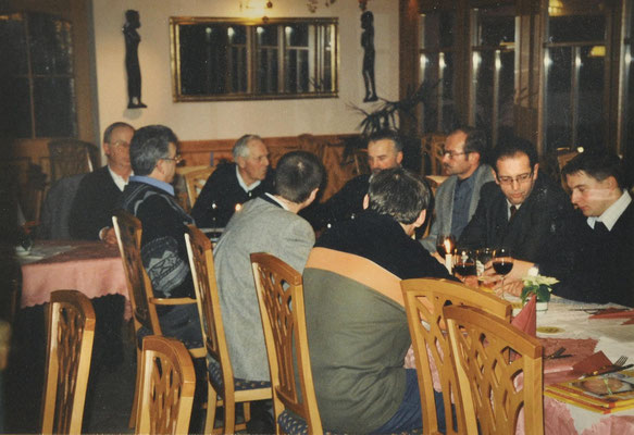2002: Jahreshauptversammlung
