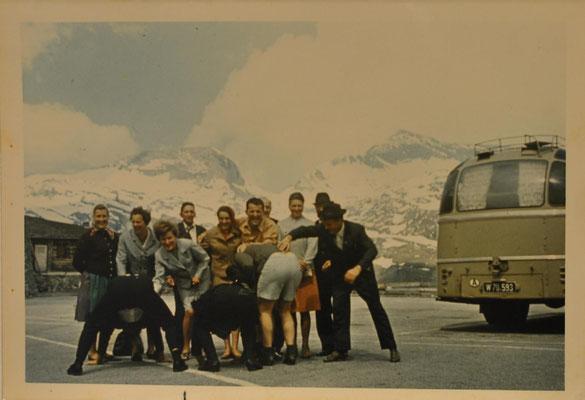 1968: Sängerausflug Großglockner