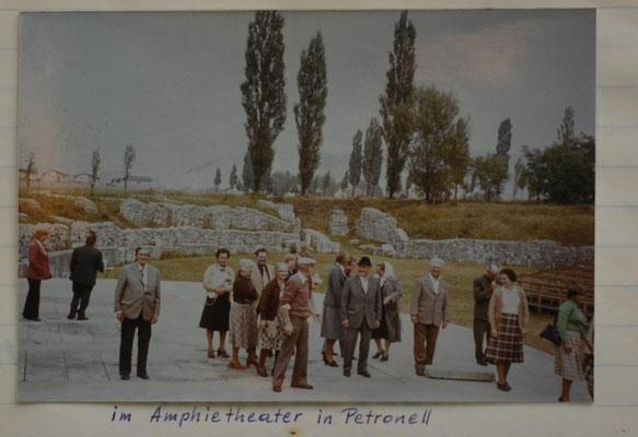 1979: Ausflug ins Burgenland - Wachau