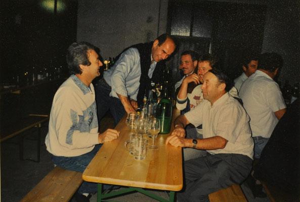 1993: Sängerausflug