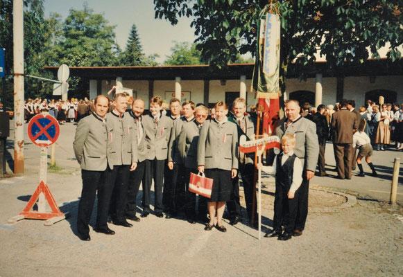 1996: Sängerfest in Ried